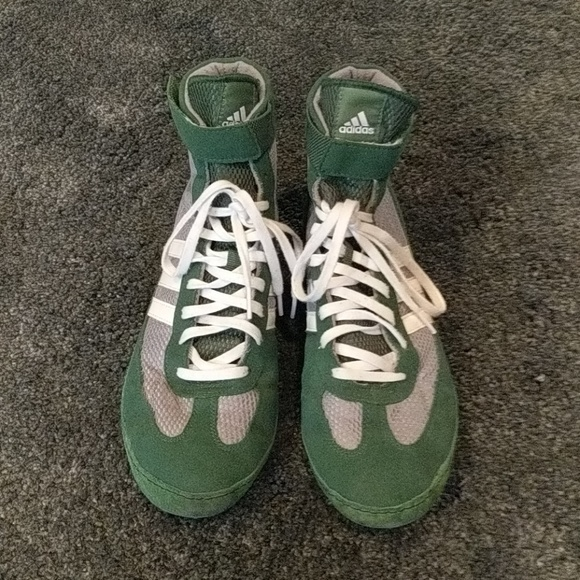 le adidas boys poshmark wrestling scarpa verde